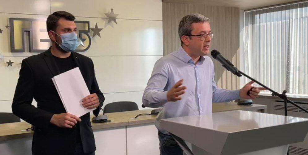 Биков: ГЕРБ научи за консултациите при президента за ЦИК от медиите