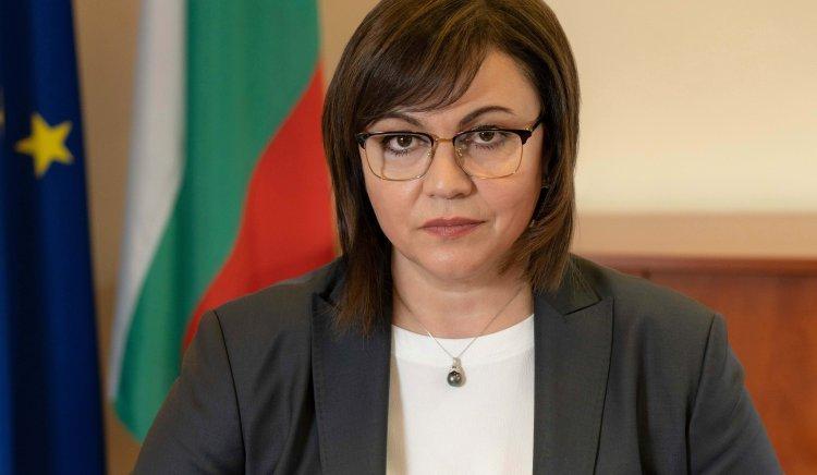 Нинова: По-добре служебен кабинет, отколкото оставане на правителство на Борисов